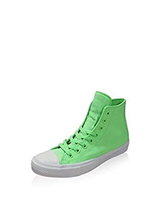 Converse Zapatillas Abotinadas CT As II Hi Neon Poly Rojo/Blanco EU 39.5 (US 6.5) lw3AMP8NE