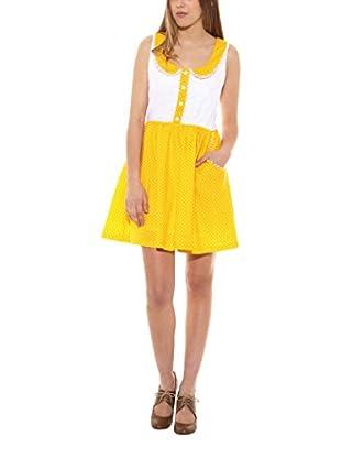 TrakaBarraka Vestido Florita
