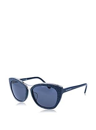 Balenciaga Sonnenbrille BA0032 16 140 90A (57 mm) dunkelblau