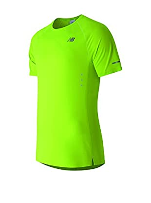 New Balance T-Shirt Manica Corta MT61218