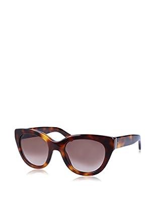 Hugo Boss Sonnenbrille BOSS0715-S-05L-50 (50 mm) havana