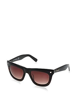 D Squared Sonnenbrille DQ017651 (51 mm) tiefbraun