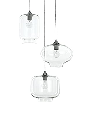 Contemporary Living Pendelleuchte Saky Clear