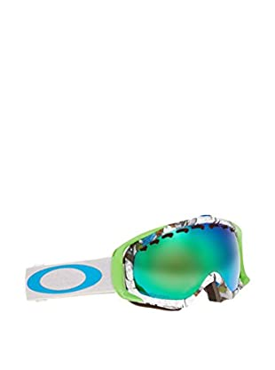 OAKLEY Máscara de Esquí Crowbar Blanco / Verde