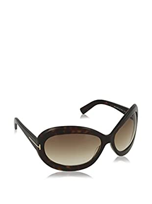 Tom Ford Sonnenbrille FT0428-T52F68 (68 mm) havanna