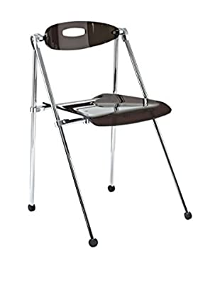 Modway Telescope Folding Chair (Smoke)