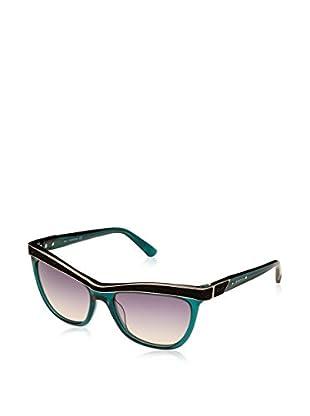 Swarovski Sonnenbrille 664689642229 (55 mm) grün/schwarz