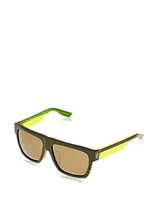 Mcq Alexander McQueen Occhiali da sole 0035/F/S_SUW (59 mm) Verde