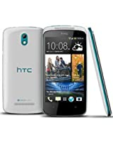 Mono Htc Desire 500 Backcover- Blue