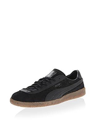 PUMA Men's Brazil Mmq Classic Sneaker (Black)