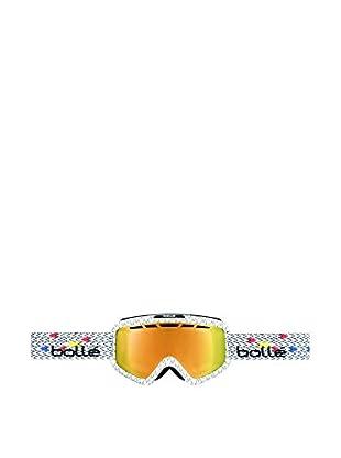 BOLLE Skibrille Nova Ii weiß/mehrfarbig