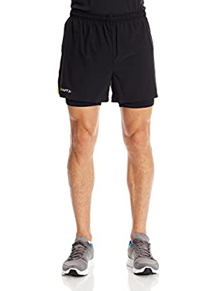 Craft Shorts Running Performance Fast 2 En 1