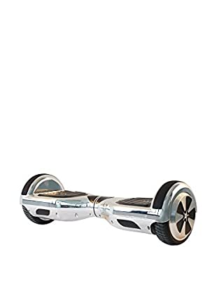 Balance Riders Scooter Eléctrico Hoverboard S6 Plata