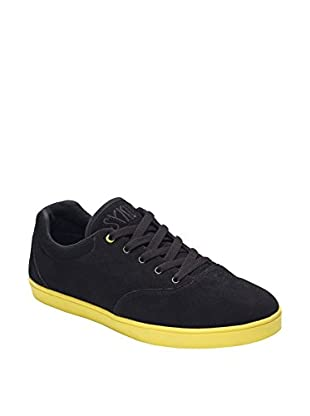 Sykum Zapatillas Basic -Black Yellow