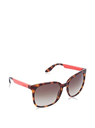 CARRERA Gafas de Sol 5004 (57 mm) Marrón / Rojo