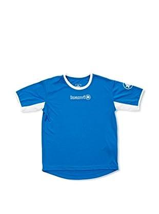 Luanvi Camiseta Manga Corta Pro (Azul)