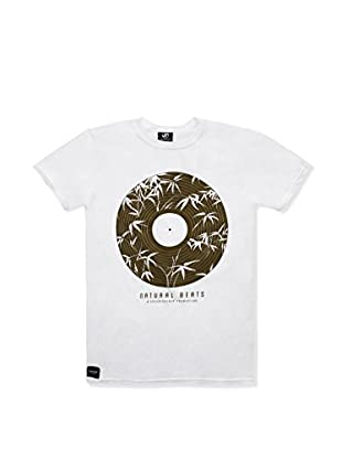 SEVENTYSEVEN Camiseta Manga Corta Natural Beats