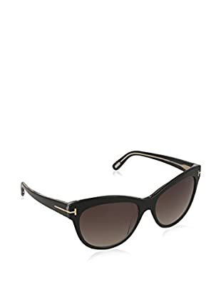 Tom Ford Sonnenbrille Polarized FT0430_05D (56 mm) schwarz