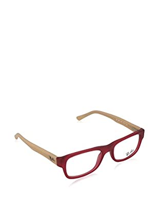 Ray-Ban Gestell 5268 555348 (48 mm) rot