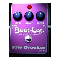 Boot-Leg Jaw Breaker