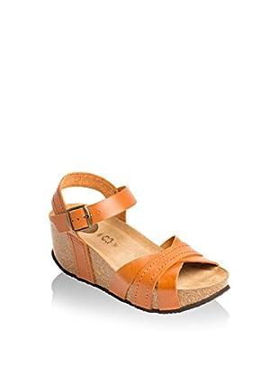 Uma Sandalo Zeppa Bala