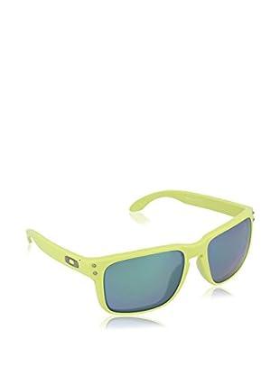 Oakley Sonnenbrille Polarized OO9102-72 (55 mm) limette