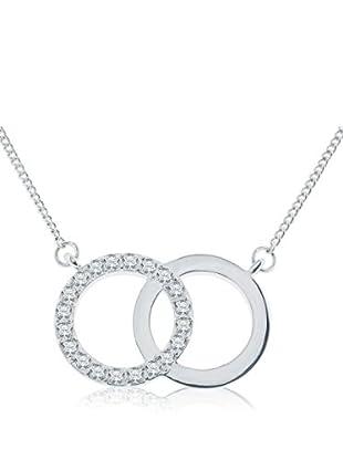 Diamond Style Set Halskette und Anhänger Forever Pendant