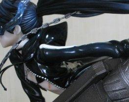 ブラック★ロックシューター -animation version- (1/8スケールPVC塗装済み完成品)