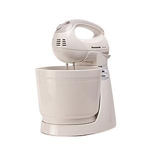 Panasonic MK-GB1 3-Litre 200-Watt Stand Mixer (White)