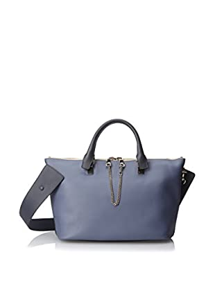Chloé Women's Medium Baylee Bag, Street Blue/Navy