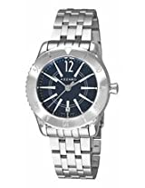 Azzaro Coastline Blue Dial Stainless Steel Mens Watch Az2200.12Em.010