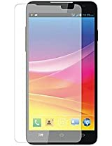 JAIFAON Premium Tempered Glass Film Screen Protector for Micromax Canvas Nitro A311 (Clear)