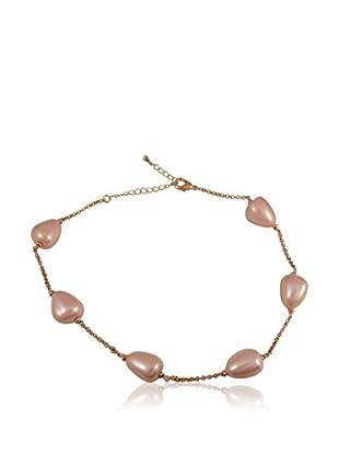 Devota & Lomba Armband rosa