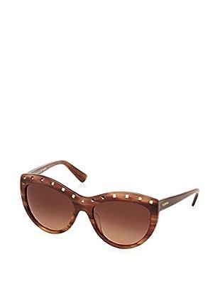 Valentino Gafas de Sol 651S_236 (56 mm) Marrón