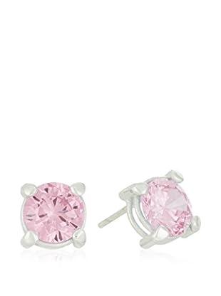 Urban Style Ohrringe silber/rosa