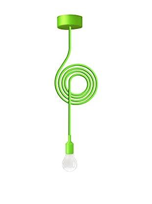 Lámpara De Suspensión Verde