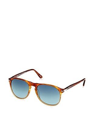 Persol Gafas de Sol Polarized 9649S 1025S3 (55 mm) Tabaco