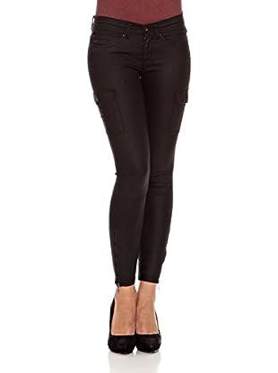 Pepe Jeans London Pantalón Vaquero Amazon (Negro)