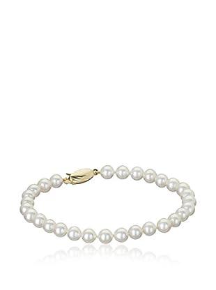 United Pearl Braccialetto Bianco