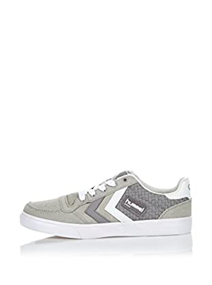 Hummel Sneaker Stadil Woven Low (grau)