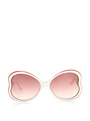 Moschino Gafas de Sol 59806 (58 mm) Blanco