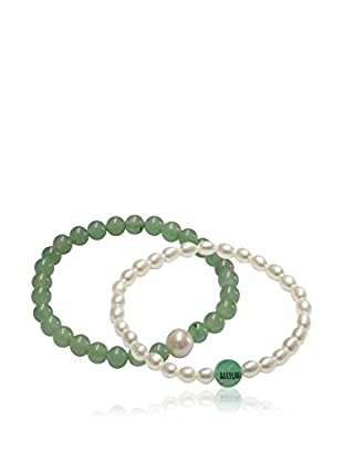 MAYUMI Armband-Set Easy Sterling-Silber 925