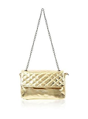 Carla Belotti Bolso asa al hombro Handbag Brittany Gold