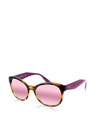 Vogue Sonnenbrille VO2992SW6565R53 (54 mm) havanna/flieder