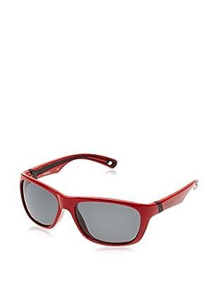 Polaroid Gafas de Sol Kids P0113 (58 mm) Rojo