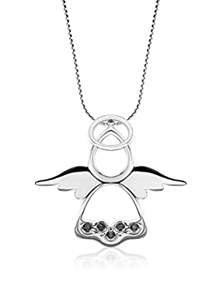 Passion Obscure Collar Strass Metal Angel