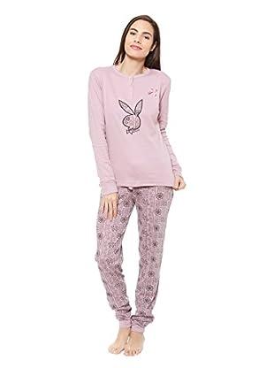 Playboy Pyjama Fashion Night Cozy Nights