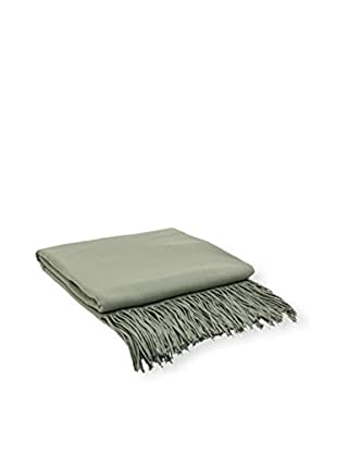 PÜR Cashmere I Can't Believe It's Not Cashmere Throw, Slate
