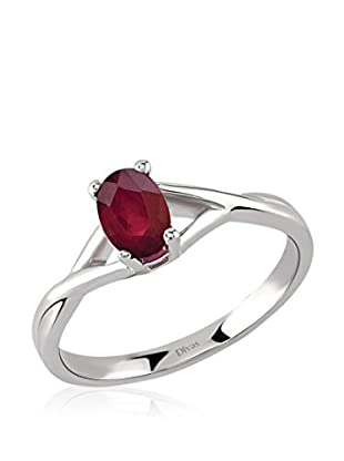 Divas Diamond Ring Ruby Ring