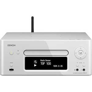 DENON ネットワークCDレシーバー ホワイト RCD-N7W